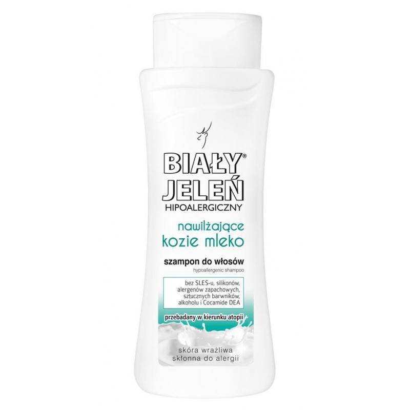 Kozie Mleko hipoalergiczny szampon do włosów 300ml