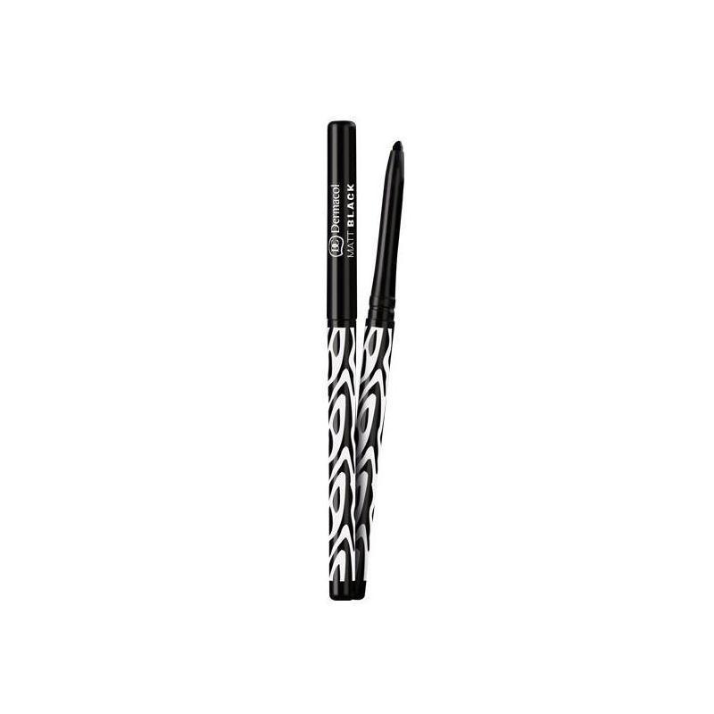 Matte Eye Pencil matowa kredka do oczu Black 4.3g
