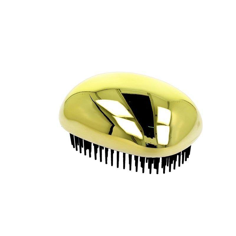 Spiky Hair Brush Model 3 szczotka do włosów Shining Gold