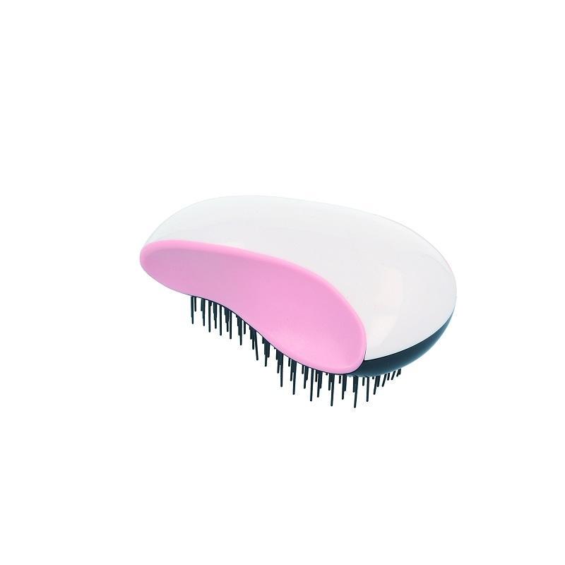 Spiky Hair Brush Model 1 szczotka do włosów White & Persian Pink