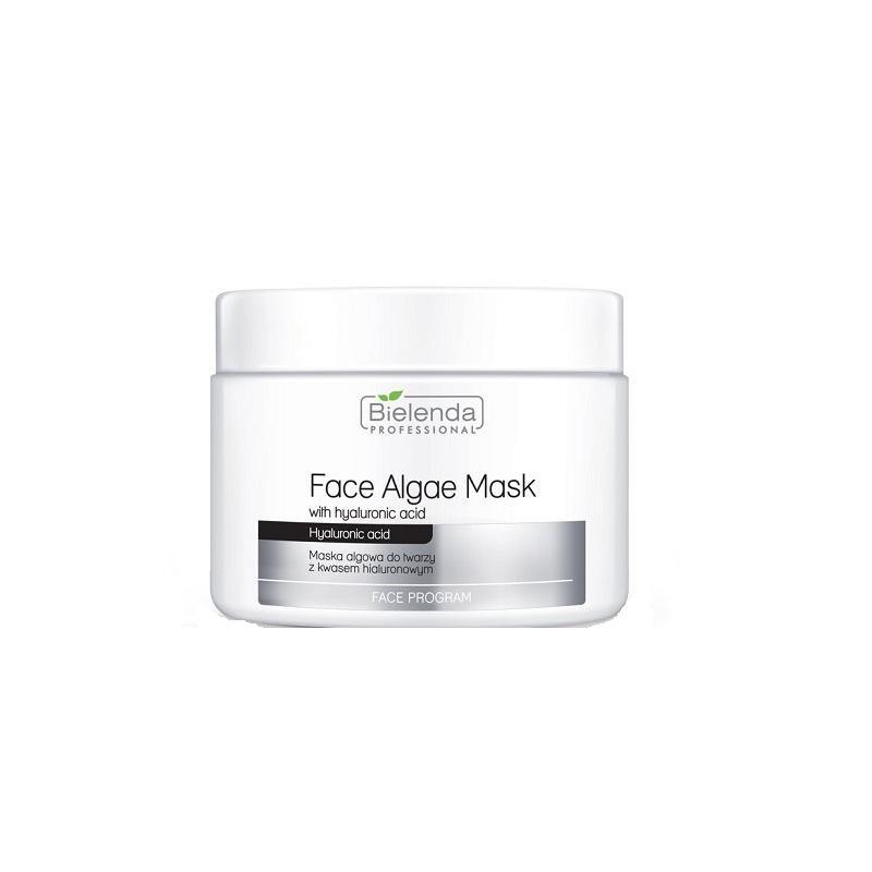 Face Algae Mask With Hyaluronic Acid maska algowa do twarzy z kwasem hialuronowym słoik 190g
