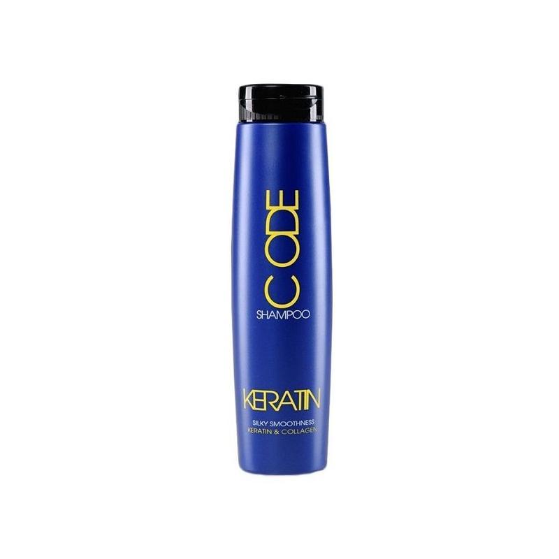 Keratin Code Shampoo szampon do włosów z keratyną 250ml