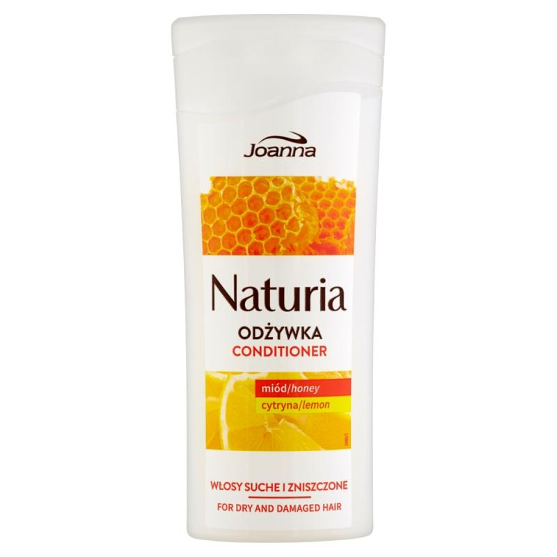 Naturia odżywka do włosów suchych i zniszczonych Miód i Cytryna 100g