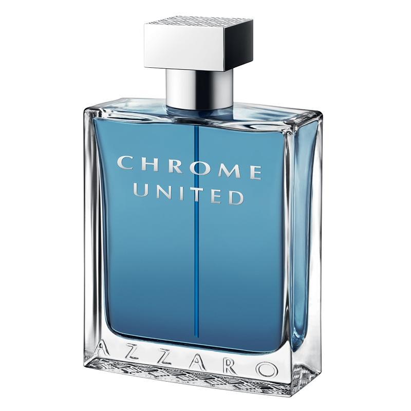Chrome United woda toaletowa spray 100ml