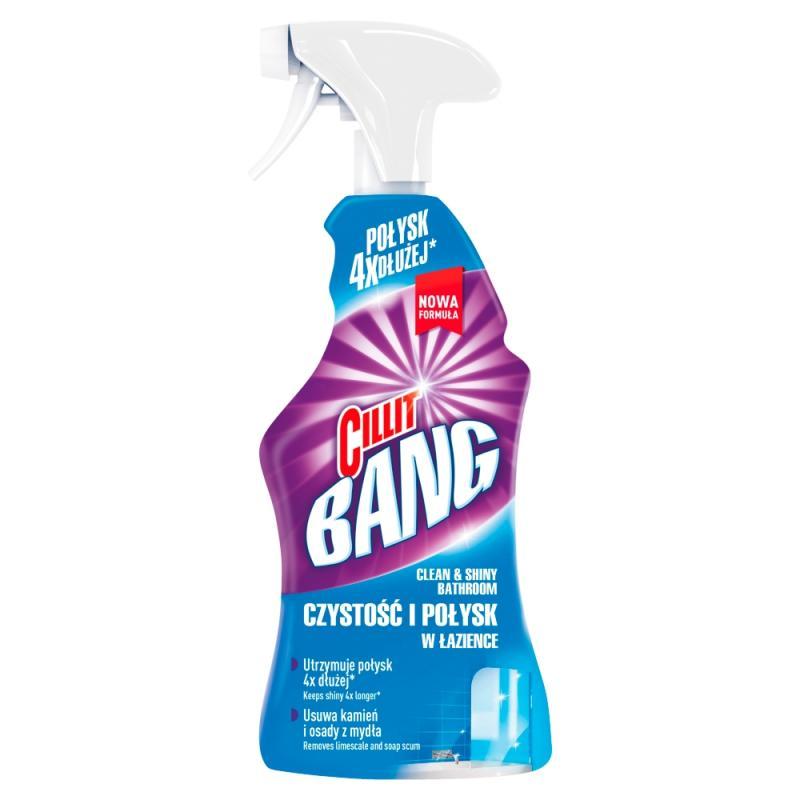 Czystość i Połysk W Łazience uniwersalny środek czyszczący spray 750ml