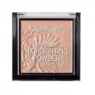 Megaglo Highlighting Powder puder rozświetlający Precious Petals 5.4g