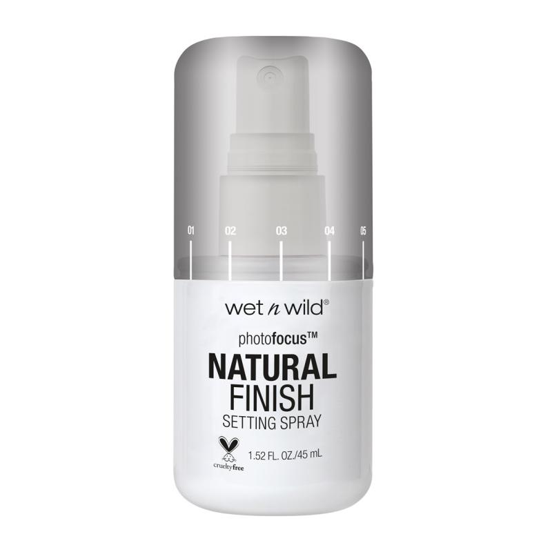 Photo Focus Setting Spray mgiełka utrwalająca makijaż Seal the Deal 45ml