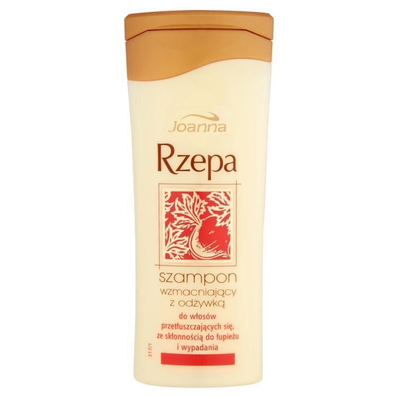 Rzepa szampon z odżywką do włosów wypadających i przetłuszczających się 200ml