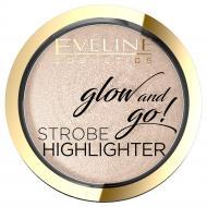 Glow & Go Strobe Highlighter rozświetlacz do twarzy 01 Champagne 8.5g