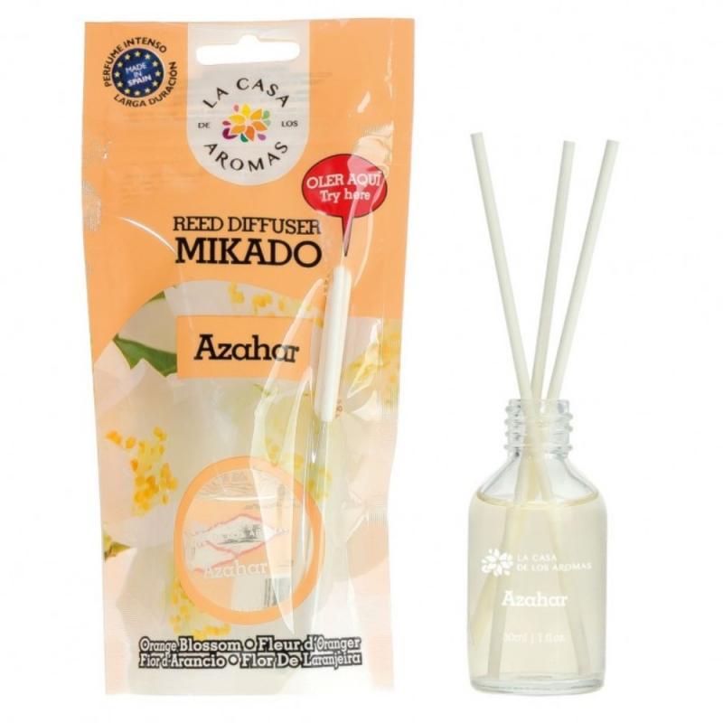 Olejek aromatyczny z patyczkami Kwiat Pomarańczy 30ml