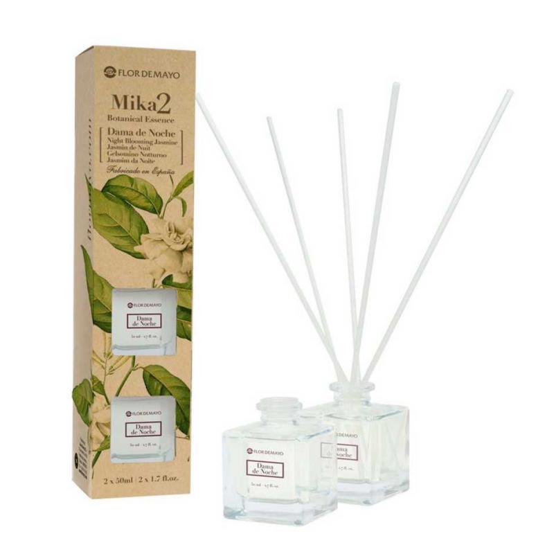 Botanical Essence olejek aromatyczny z patyczkami Jaśmin 2x50ml