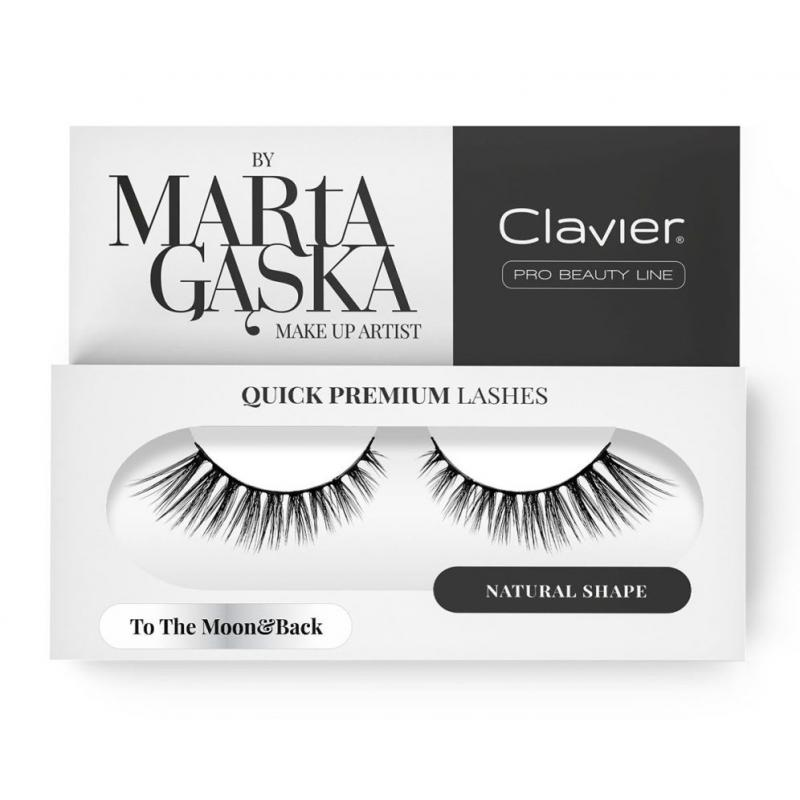 Quick Premium Lashes rzęsy na pasku To The Moon & Back 801