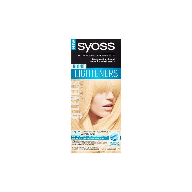 Lighteners rozjaśniacz do włosów 13-0 Ultraintensywne Rozjaśnienie