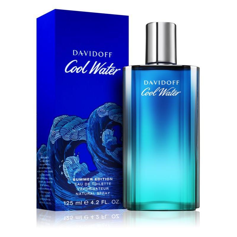 Cool Water Summer Edition For Men 2019 woda toaletowa spray 125ml