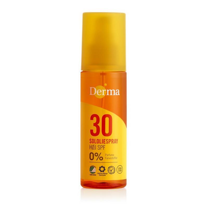 Derma Sun SPF30 olejek słoneczny 150ml