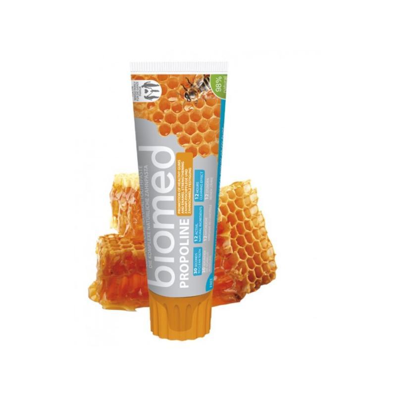 Propoline Complete Care Natural Toothpaste wzmacniająca szkliwo pasta do zębów 100g