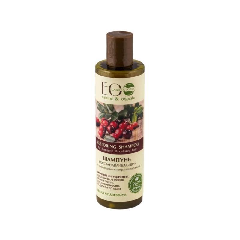 Restoring Shampoo szampon do włosów zniszczonych i farbowanych 250ml