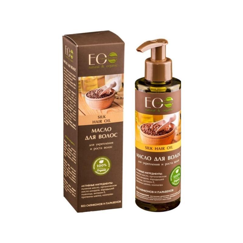 Silk Hair Oil jedwabny olejek do włosów intensywnie wzmacniający 200ml