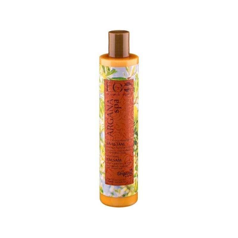 Argana Spa Restoring Balm balsam do włosów farbowanych i zniszczonych 350ml