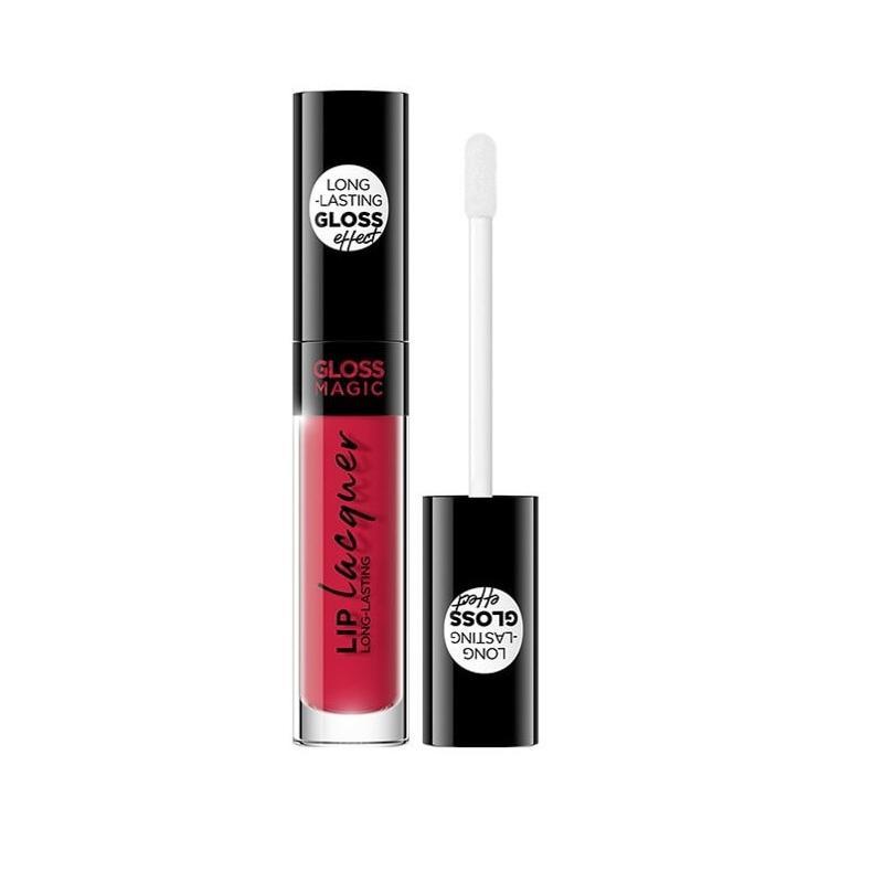 Gloss Magic Lip Lacquer pomadka do ust w płynie 09 Vibrant Red-Rose 4.5ml