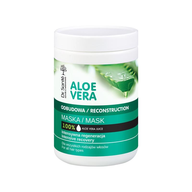 Aloe Vera Mask maska odbudowująca do wszystkich rodzajów włosów 1000ml