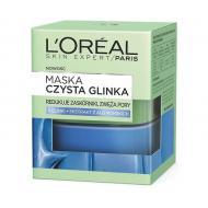 Skin Expert Czysta Glinka maska przeciw niedoskonałościom 50ml