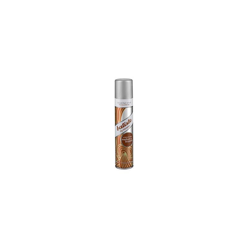 Dry Shampoo suchy szampon do włosów MEDIUM & BRUNETTE 200ml