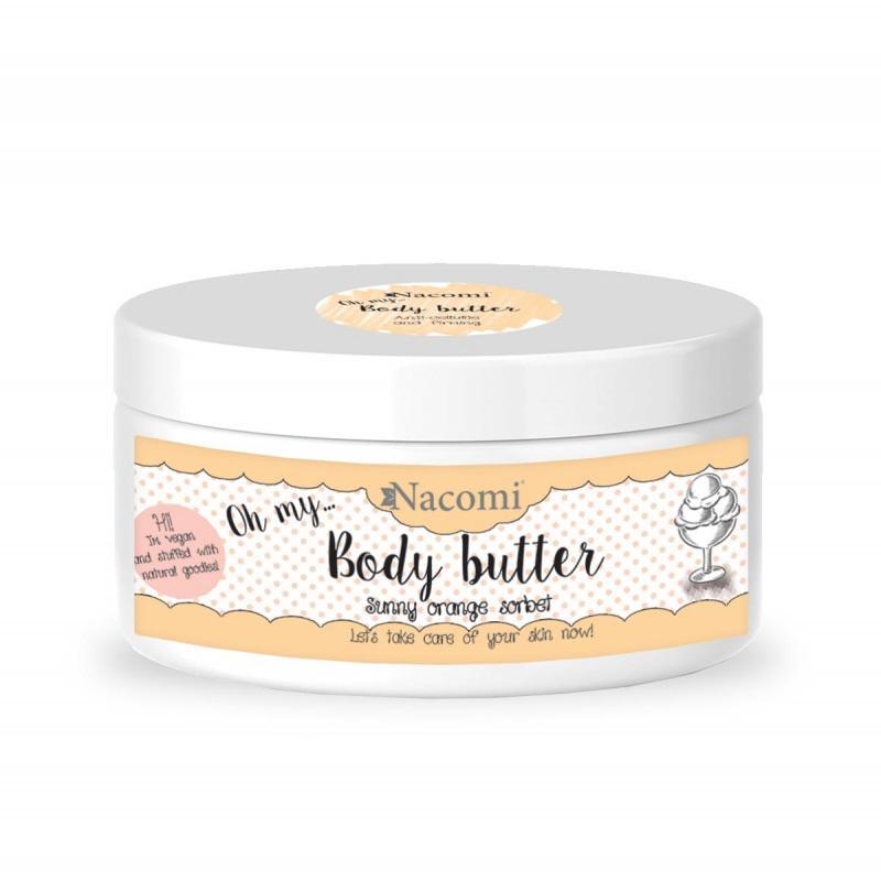Body Butter masło do ciała Pomarańczowy Sorbet 100ml