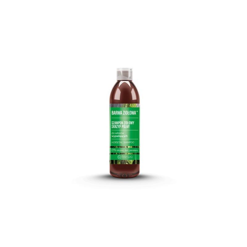 Ziołowa szampon ziołowy do włosów wypadających Skrzyp Polny 250ml