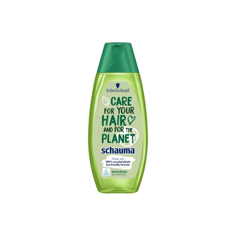 Care For Your Hair And For The Planet Repairing Shampoo regenerujący szampon do włosów 400ml