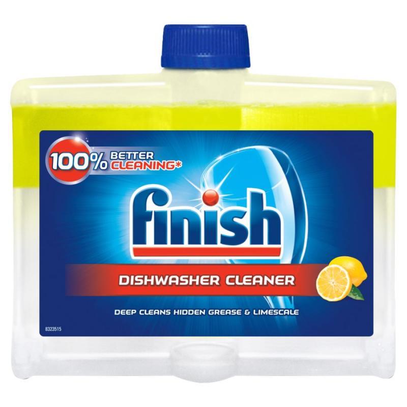 Płyn do czyszczenia zmywarki cytrynowy 250ml