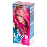 Live Ultra Brights or Pastel farba do włosów 093 Szokujący Róż