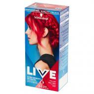 Live Ultra Brights or Pastel farba do włosów 092 Ostra Czerwień