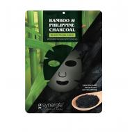 Regenerating And Moisture Black Facial Mask Bambus & Filipiński Węgiel Drzewny 25ml