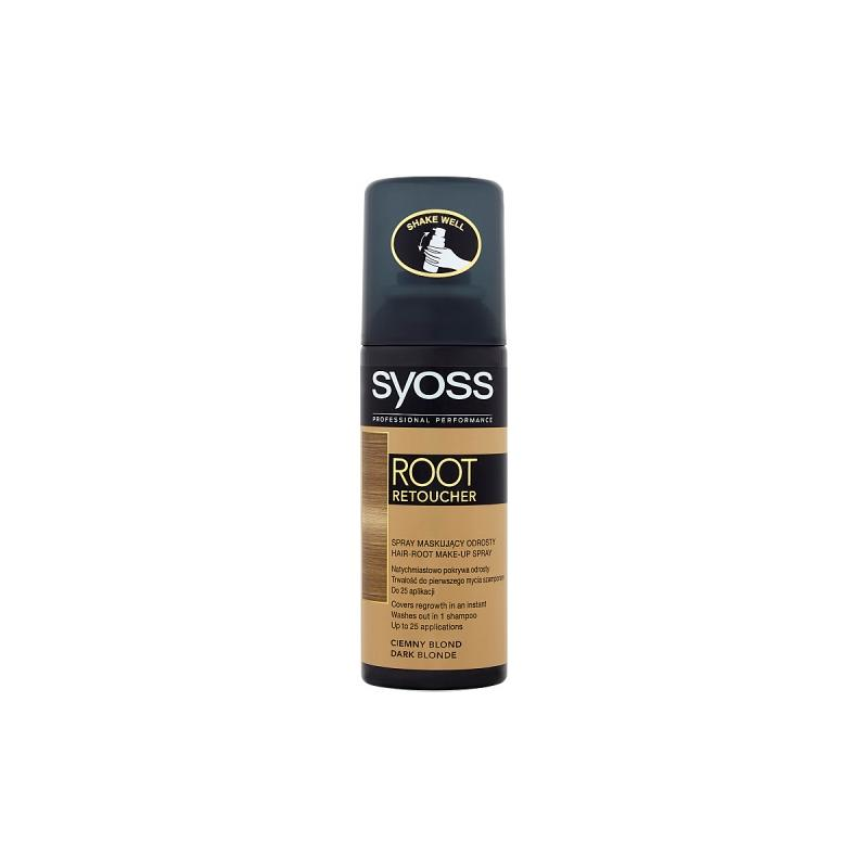 Root Retoucher spray do maskowania odrostów Ciemny Blond 120ml