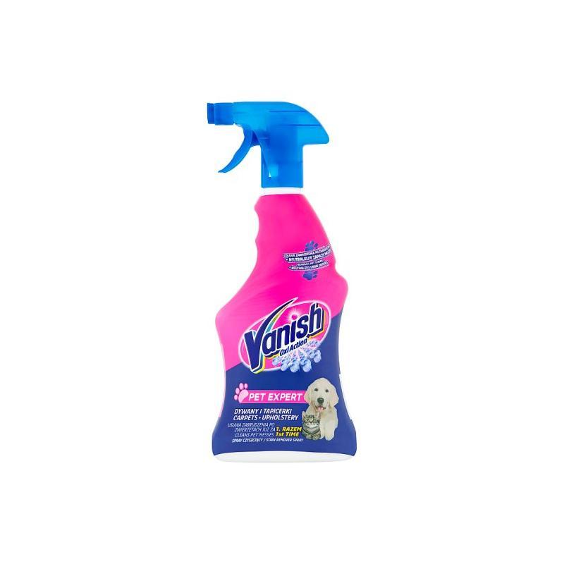 Oxi Action Pet Expert spray czyszczący do dywanów i tapicerek 500ml