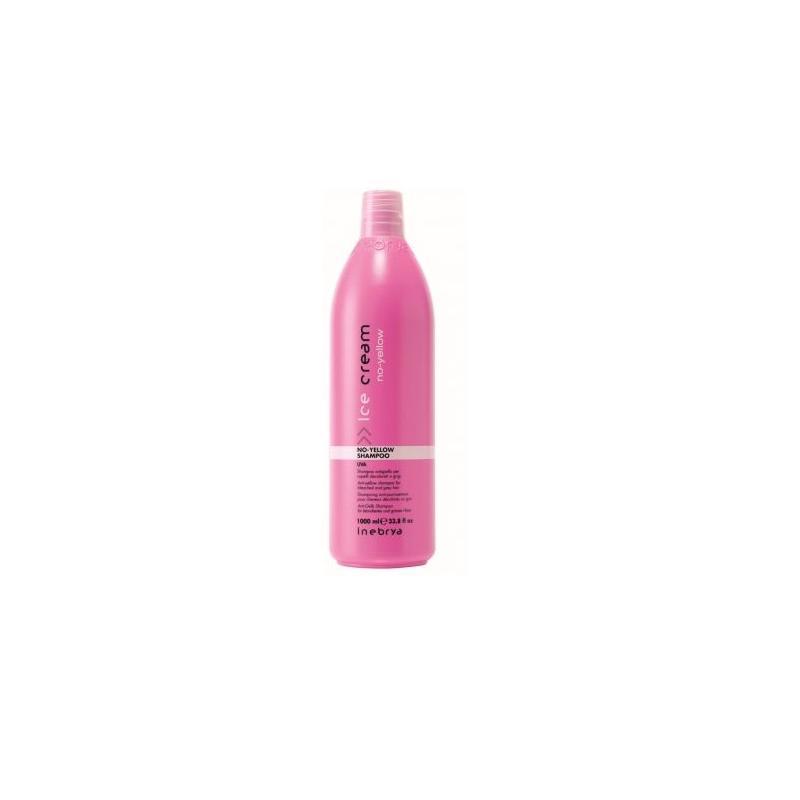 Ice Cream No-Yellow Shampoo szampon do włosów blond lub siwych 1000ml