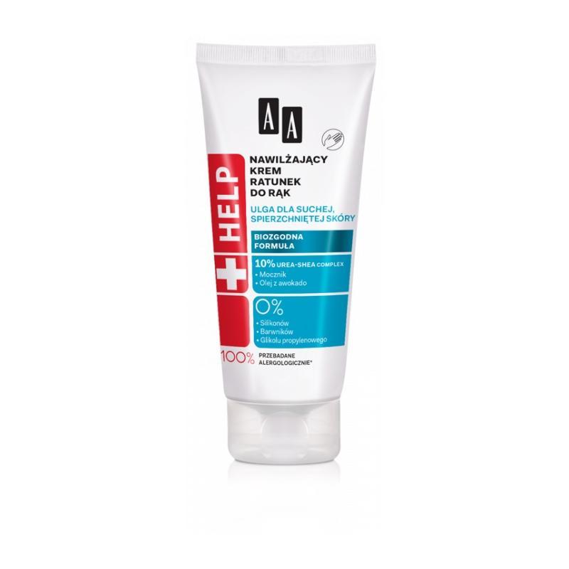 Help odżywczy krem opatrunek do rąk do skóry ekstremalnie suchej 75ml