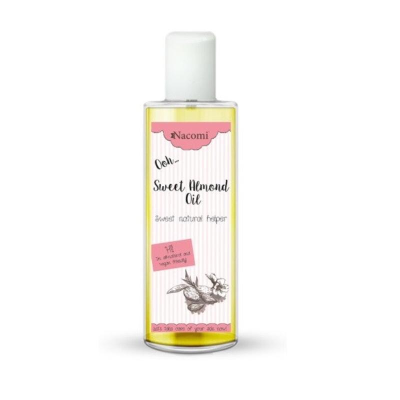 Sweet Almond Oil olej ze słodkich migdałów 250ml