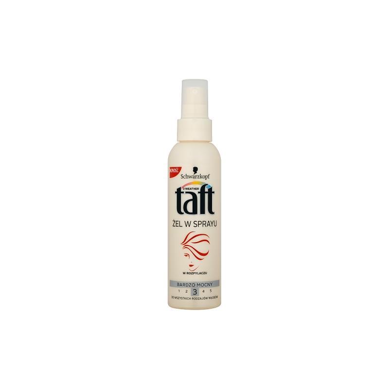 Żel w sprayu do wszystkich rodzajów włosów Bardzo Mocny 150ml