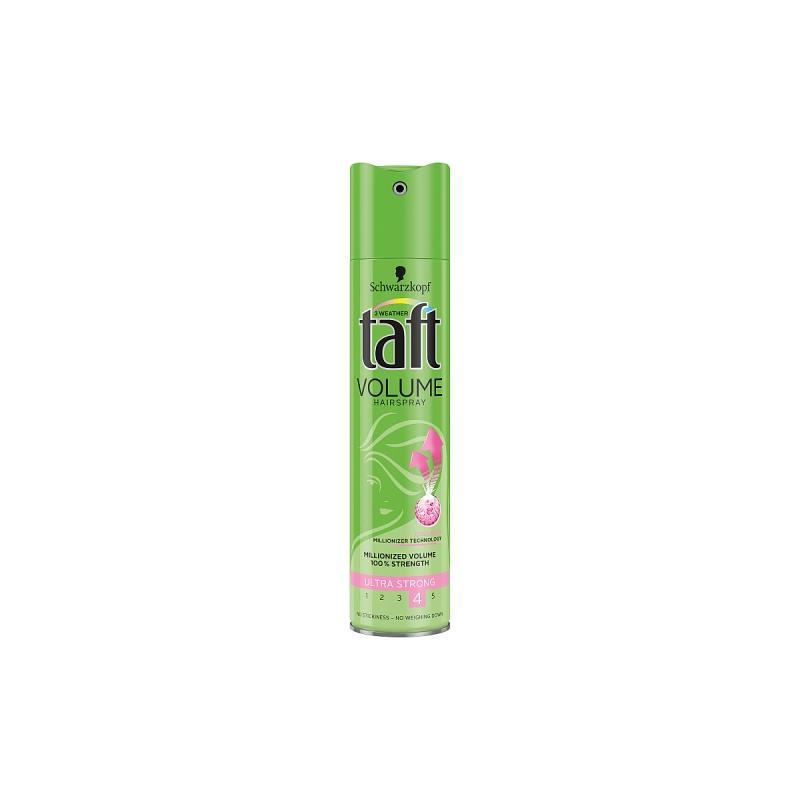 Volume Hairspray lakier do włosów w sprayu Ultra Strong 250ml