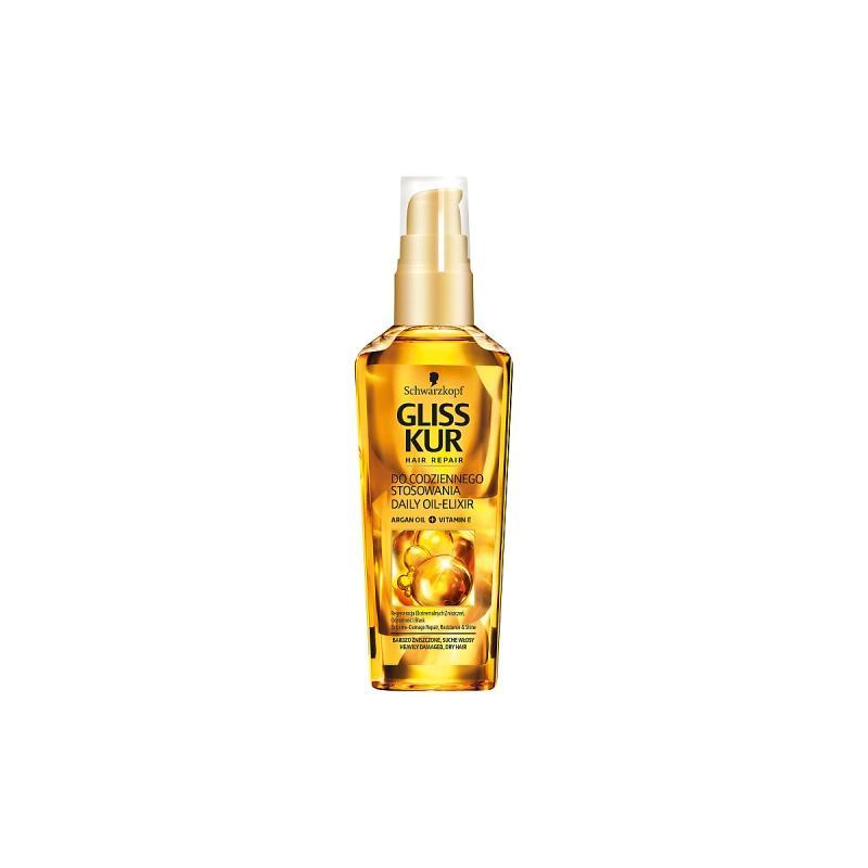 Daily Oil-Elixir odżywczy eliksir do włosów z olejkiem do codziennego stosowania 75ml