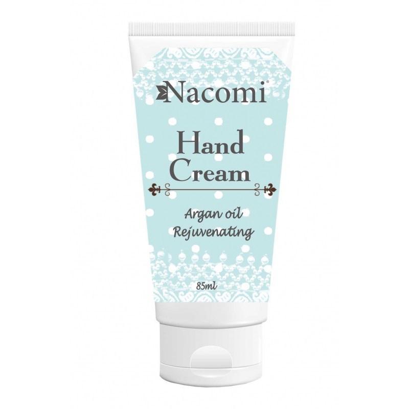 Hand Cream Argan Oil Rejuvenating odmładzający krem do rąk z olejem arganowym 85ml