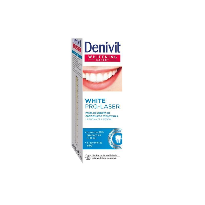 Pro-Laser White Toothpaste pasta do zębów do codziennego stosowania 50ml