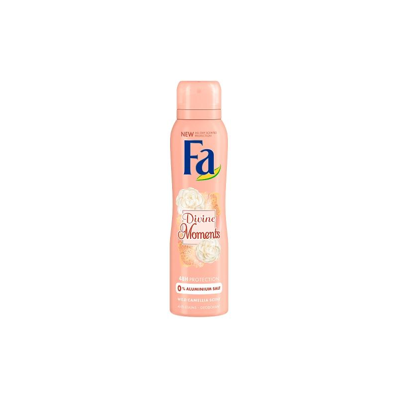 Divine Moments Deodorant dezodorant w sprayu Wild Camellia150ml
