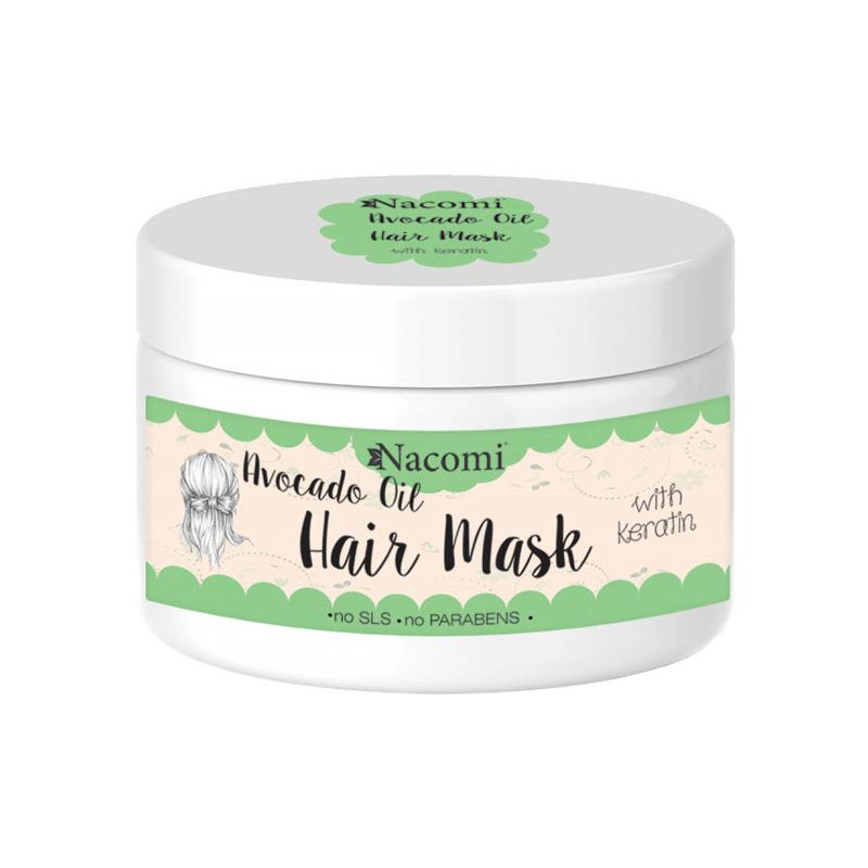 Avocado Oil Hair Mask maska do włosów z olejem avocado 200ml