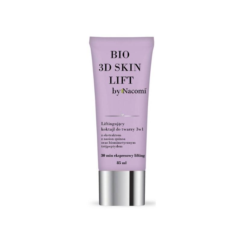 Bio 3D Skin Lift liftingujący koktajl do twarzy 3w1 85ml