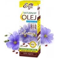 Naturalny Olej Lniany bio 50ml