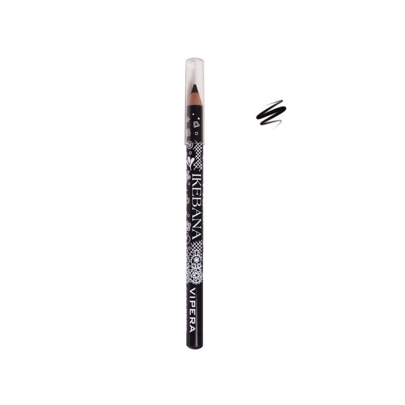 Ikebana Eye Pencil konturówka do oczu 252 Heban 4g