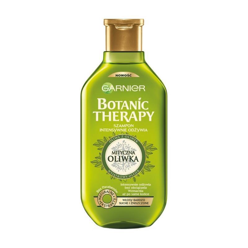 Botanic Therapy Mityczna Oliwka szampon intensywnie odżywia 400ml